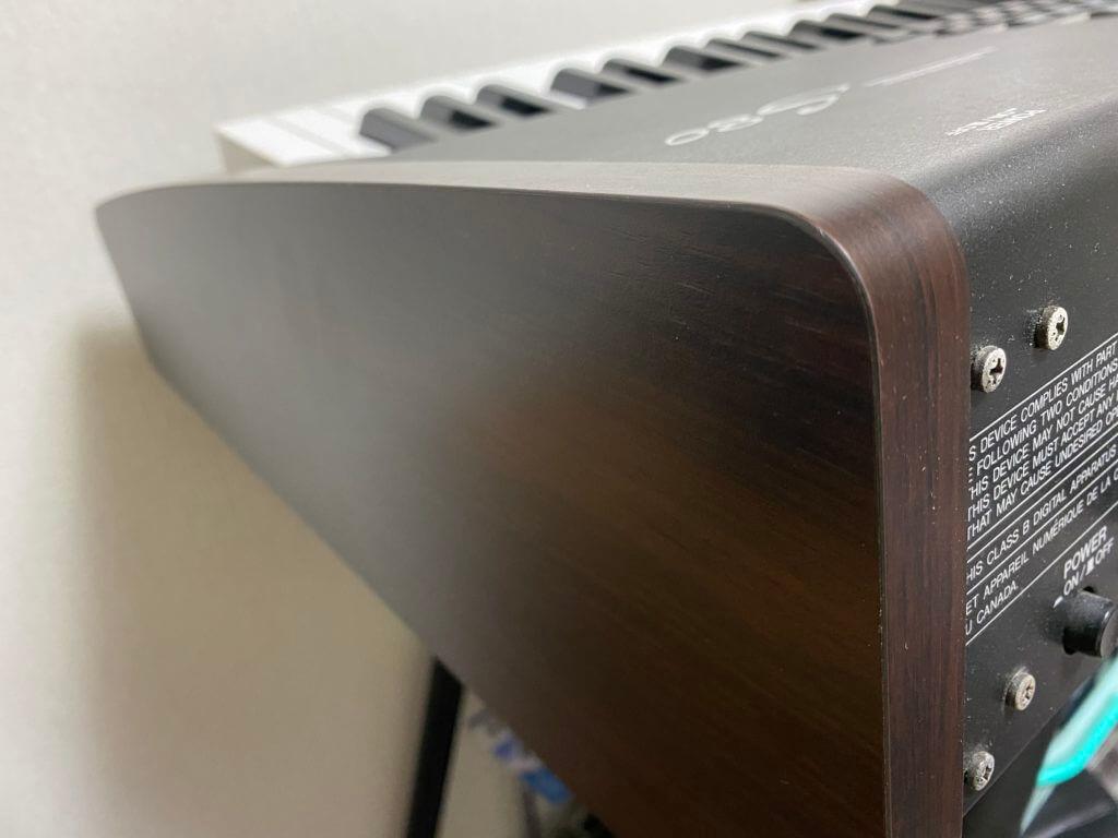 Yamaha s80 side panel