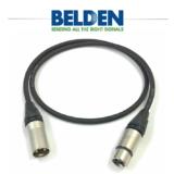 XLR マイクケーブル 自作 BELDEN(ベルデン)8412